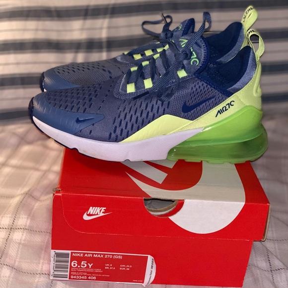 classic fit 8d550 50f3f ‼️ SOLD ‼️ Big Kids' Nike Air Max 270